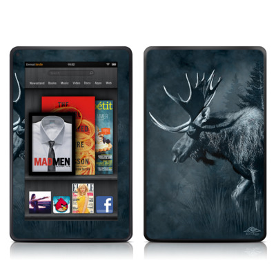 Kindle Fire Skin - Moose