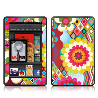 Kindle Fire Skin - Mosaic