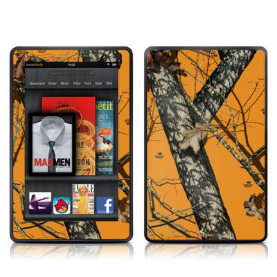 Kindle Fire Skin - Blaze