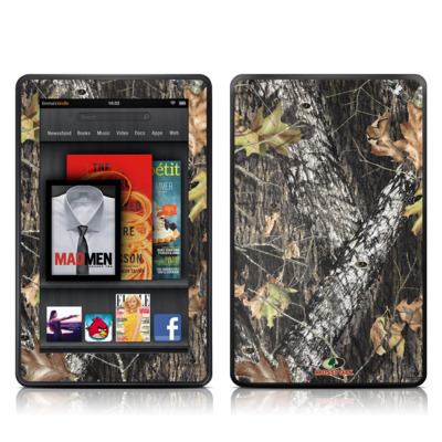 Kindle Fire Skin - Break-Up