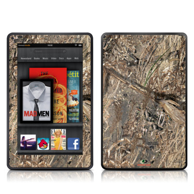 Kindle Fire Skin - Duck Blind