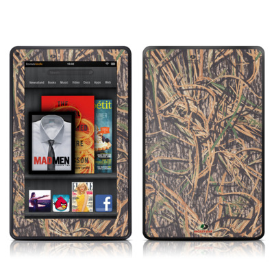 Kindle Fire Skin - New Shadow Grass