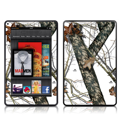Kindle Fire Skin - Winter