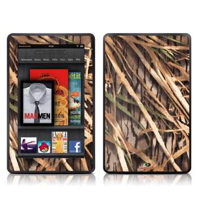 Kindle Fire Skin - Shadow Grass