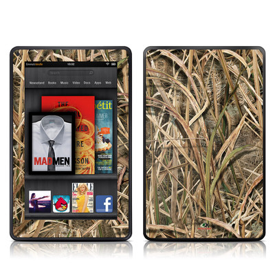 Kindle Fire Skin - Shadow Grass Blades