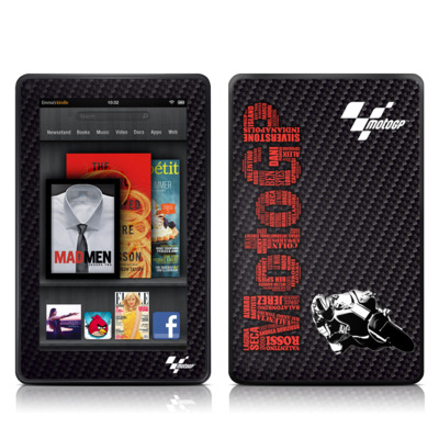 Kindle Fire Skin - MotoGP