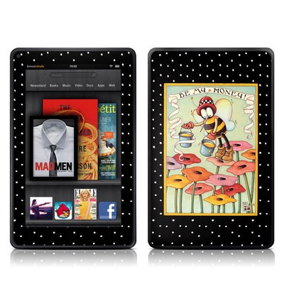 Kindle Fire Skin - Be My Honey