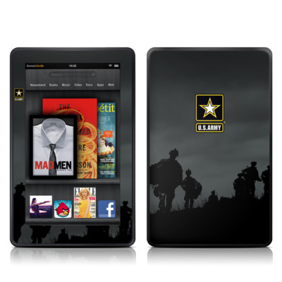 Kindle Fire Skin - Night Action