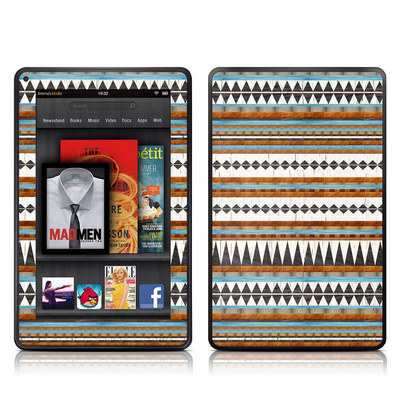 Kindle Fire Skin - Navajo