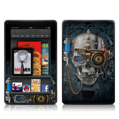 Kindle Fire Skin - Necronaut