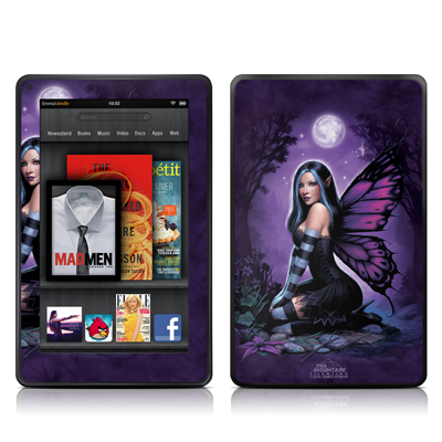 Kindle Fire Skin - Night Fairy