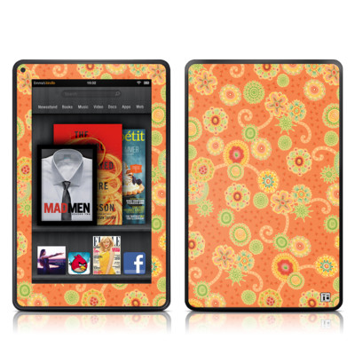 Kindle Fire Skin - Nina