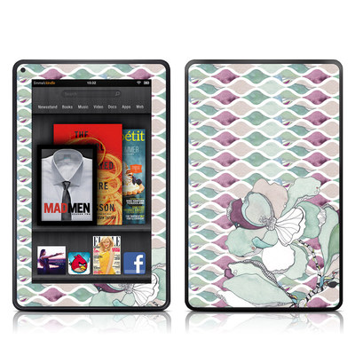 Kindle Fire Skin - Nouveau Chic