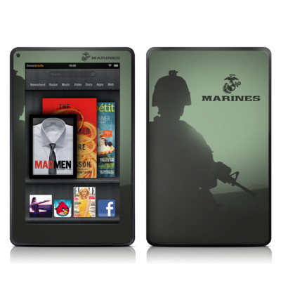 Kindle Fire Skin - Night Vision