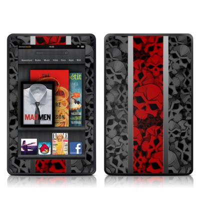 Kindle Fire Skin - Nunzio