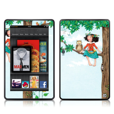 Kindle Fire Skin - Never Alone