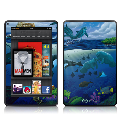 Kindle Fire Skin - Oceans For Youth