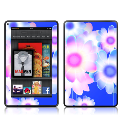 Kindle Fire Skin - Oopsy Daisy