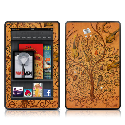 Kindle Fire Skin - Orchestra