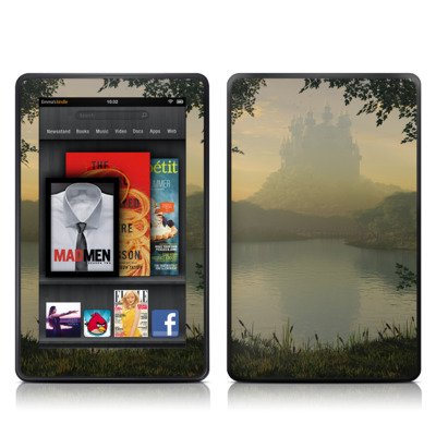 Kindle Fire Skin - Once Upon A Time