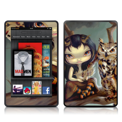 Kindle Fire Skin - Owlyn