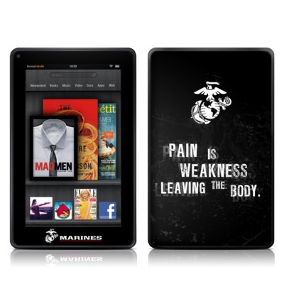 Kindle Fire Skin - Pain