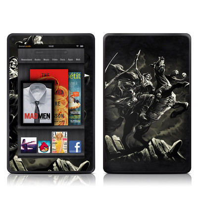 Kindle Fire Skin - Pale Horse