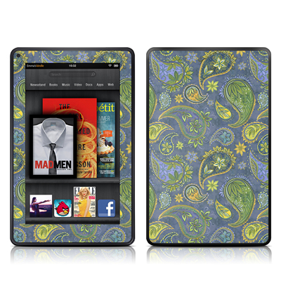 Kindle Fire Skin - Pallavi Paisley