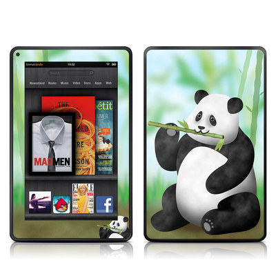 Kindle Fire Skin - Panda