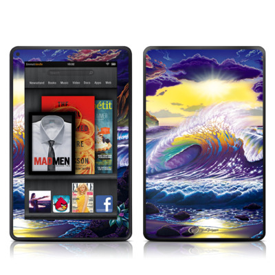 Kindle Fire Skin - Passion Fin