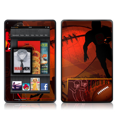Kindle Fire Skin - Pigskin