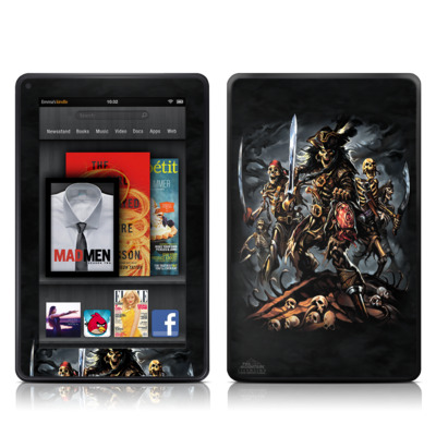 Kindle Fire Skin - Pirates Curse