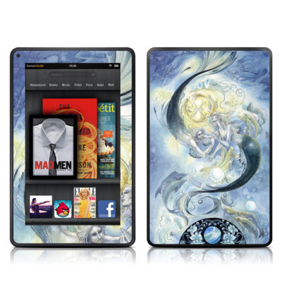 Kindle Fire Skin - Pisces