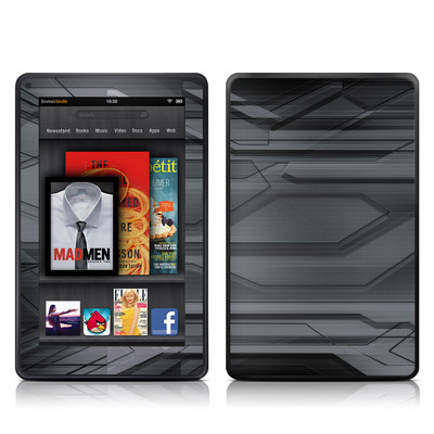 Kindle Fire Skin - Plated