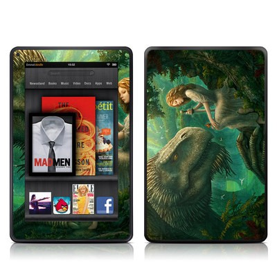 Kindle Fire Skin - Playmates