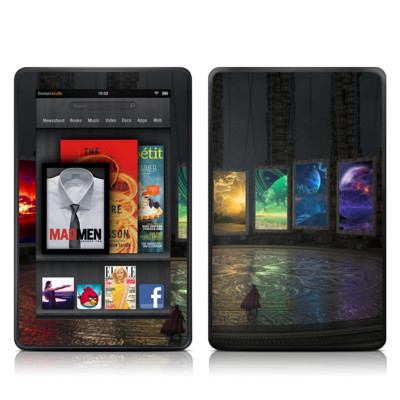 Kindle Fire Skin - Portals