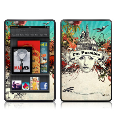 Kindle Fire Skin - Possible