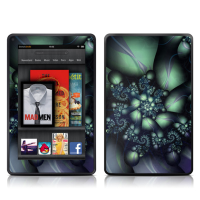 Kindle Fire Skin - Psilocybin