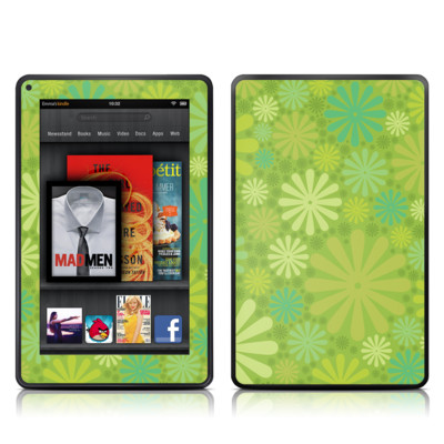 Kindle Fire Skin - Lime Punch