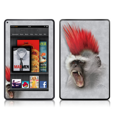Kindle Fire Skin - Punky