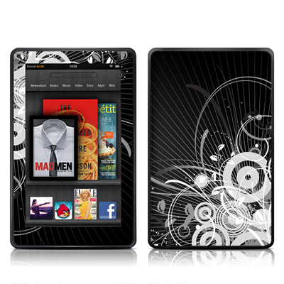 Kindle Fire Skin - Radiosity