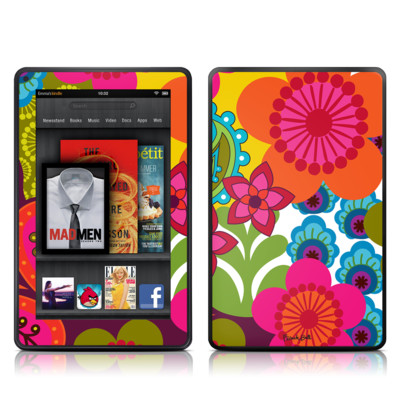 Kindle Fire Skin - Raj