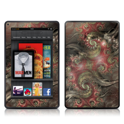 Kindle Fire Skin - Reaching Out