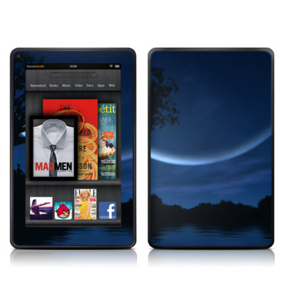 Kindle Fire Skin - Reverie
