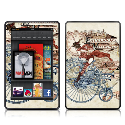 Kindle Fire Skin - Royal Excelsior