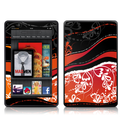 Kindle Fire Skin - Riptide