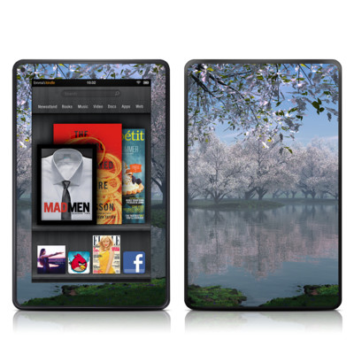 Kindle Fire Skin - Sakura