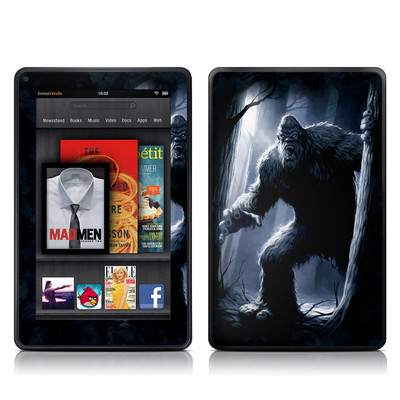 Kindle Fire Skin - Sasquatch