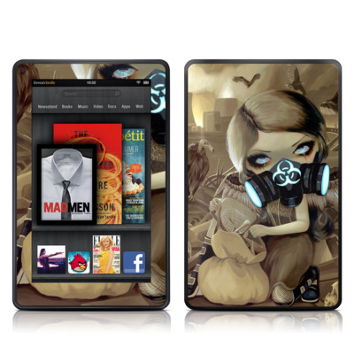 Kindle Fire Skin - Scavengers