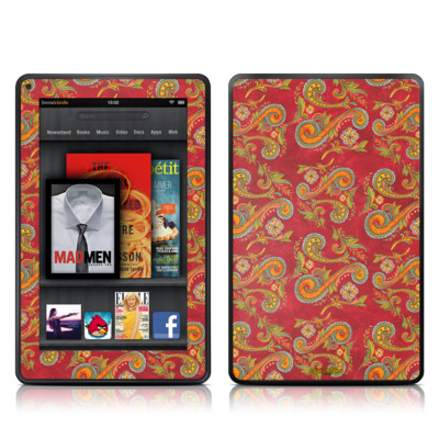 Kindle Fire Skin - Shades of Fall